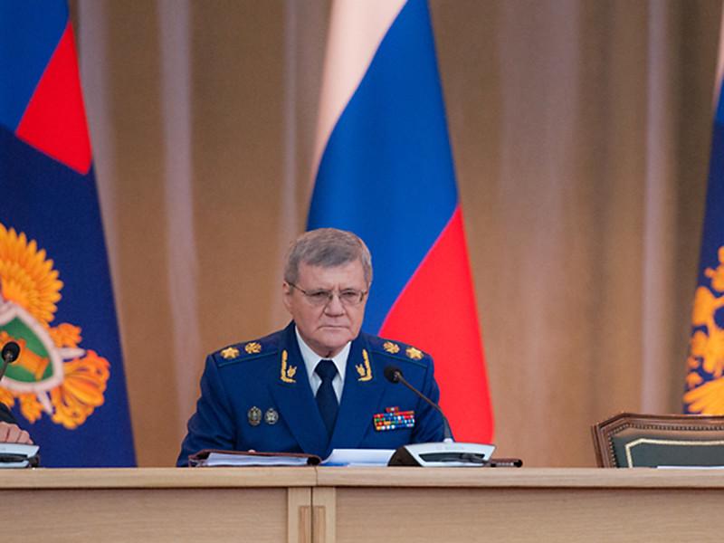 Президент РФ Владимир Путин предложил освободить Юрия Чайку от должности генерального прокурора в связи с переходом на другую работу