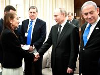 """Президент России Владимир Путин 23 января после встречи с матерью Иссахар заверил, что """"все будет хорошо"""""""