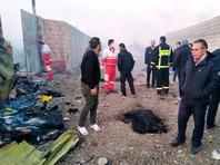 Путин выразил соболезнования Зеленскому и Роухани из-за крушения Boeing 737, в котором погибли 176 человек