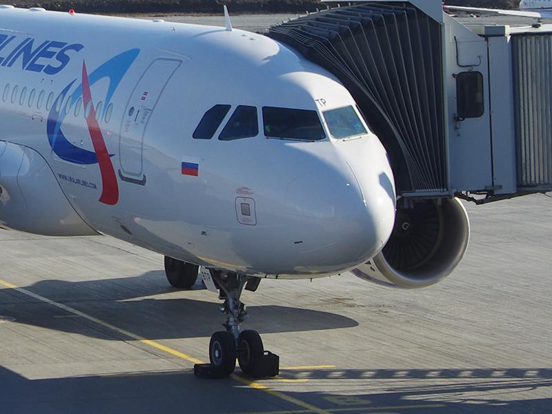 Уральское следственное управление на транспорте проводит проверку по факту вынужденной посадки самолета из-за технической неисправности в аэропорту Екатеринбурга