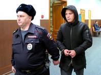 Суд в Москве арестовал пятерых бывших полицейских по делу Ивана Голунова