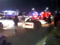"""Исламское государство""* взяло на себя ответственность за нападение на пост ДПС в Ингушетии"
