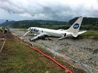 Опубликован итоговый отчет МАК об аварийной посадке самолета Utair в 2018 году: пилоты ошиблись из-за стресса