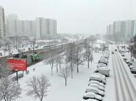Минувшая ночь в Москве стала самой морозной за зиму