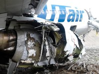 На борту находились 164 пассажира и шесть членов экипажа. Пострадали 18 пассажиров, включая трех детей. Cотрудник аэропорта, проводивший эвакуацию пассажиров, умер от сердечного приступа
