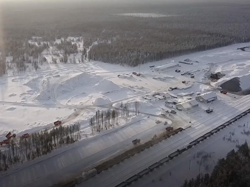 Суд в Архангельской области признал самостроем объекты скандального технопарка на Шиесе