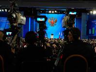 Трансляцию послания Путина на московских фасадах, вызвавшую ассоциации с Большим Братом и антиутопичным Сити-17, отменили