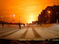 """В Коми на Ухтинском нефтеперерабатывающем заводе, принадлежащем """"Лукойлу"""", возник пожар"""
