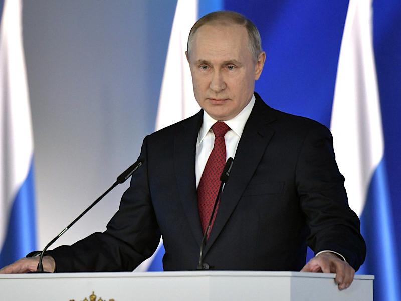 Президент России Владимир Путин 16 января проведет первую встречу с рабочей группой по подготовке поправок в Конституцию