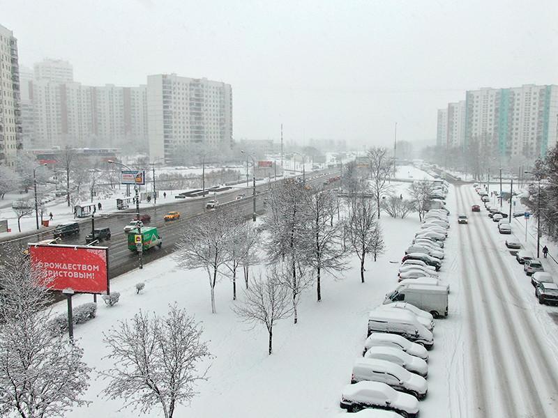 Температура воздуха в Москве к 6:00 12 января на базовой метеостанции на ВДНХ опустилась до минус 5,5 градусов. Это стало минимальным значением с начала календарной зимы