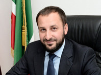 Заместитель Председателя Правительства Чеченской Республики - Министр Чеченской Республики по туризму Муслим Байтазиев
