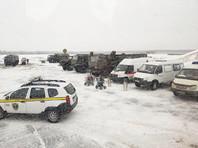 """Первый борт с 82 гражданами уже в аэропорту """"Рощино"""". Второй борт с 64 пассажирами должен прибыть в Тюмень в течение нескольких часов. Их сопровождают военные медики и специалисты Минобороны России в области вирусологии"""