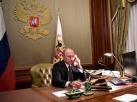 Путин и Зеленский по телефону обсудили предстоящую встречу