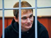 Азата Мифтахов в Головинском районном суде, февраль 2019 года