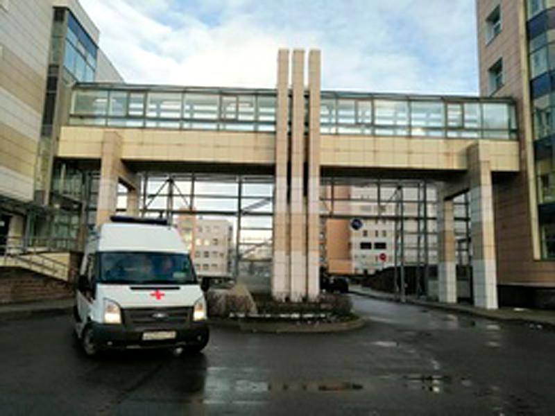 """Последняя пациентка """"с коронавирусом"""" вернулась в стационар Боткинской больницы в Петербурге"""