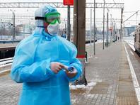 """Пассажиров вагона поезда """"Киев - Москва"""" оставили на карантин в Брянске из-за китаянки с температурой"""
