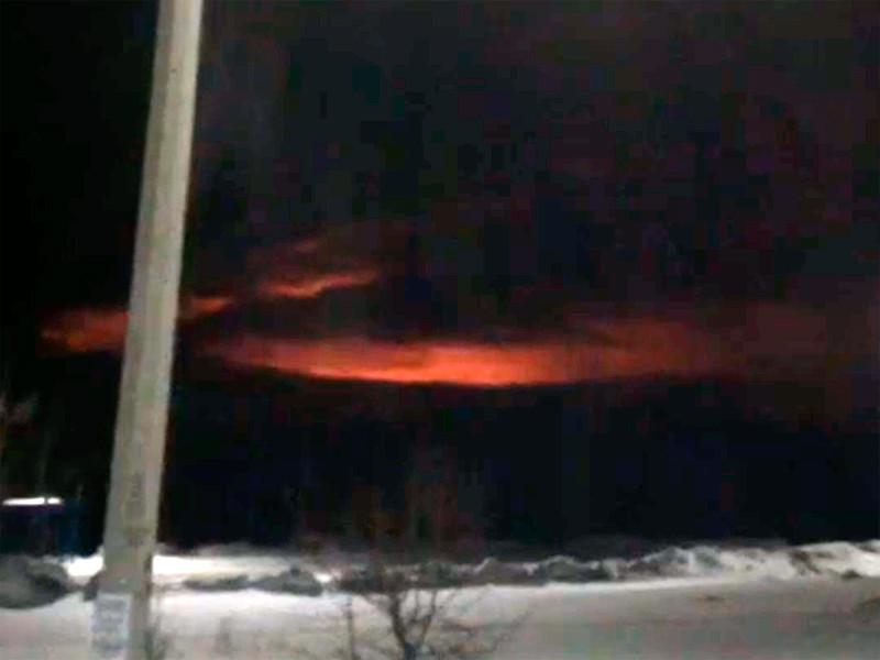 На северо-западе Пермского края прорван магистральный газопровод