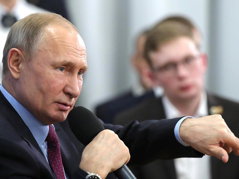 Путин двумя словами дал понять о намерении баллотироваться в 2024 году