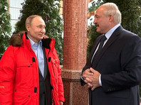 Переговоры президентов России и Белоруссии в Сочи пройдут тет-а-тет из-за непогоды