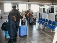 Россия оставила только один воздушный пункт пропуска для иностранцев из Китая