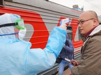 """Посольство Китая в РФ попросило московские власти выбрать """"соразмерные и недискриминационные"""" меры профилактики и контроля эпидемии коронвируса вместо проверок китайских граждан в общественном транспорте"""