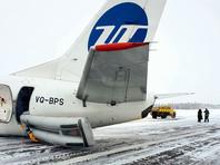 Пассажирский самолет получил повреждения при жесткой посадке в Коми