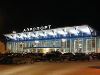 В Томске у самолета при аварийной посадке разрушилась стойка шасси