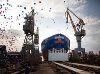 """Контракт на строительство головного атомного ледокола """"Арктика"""" стоимостью 37 млн рублей был заключен в 2012 году. Судно планировалось сдать в конце 2017 года, но указом президента РФ Владимира Путина сроки были перенесены на май 2019 года"""