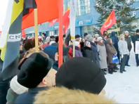 Новосибирск, 22 февраля 2020 года
