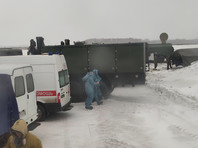 Эвакуированные из Китая россияне проведут 14 дней в карантине в санатории Gradcenter под Тюменью (ФОТО). Их охраняют бойцы Росгвардии