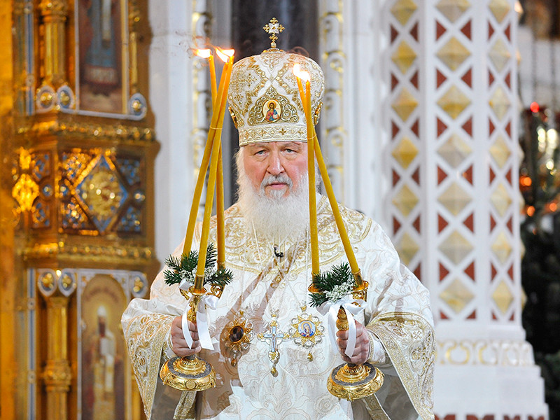 Патриарх Московский и всея Руси Кирилл предложил внести в Конституцию России упоминание о Боге, отметив, что оно уже фигурирует в российском гимне