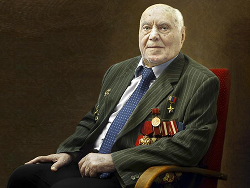 Легендарный разведчик, Герой России Алексей Ботян, руководивший операцией по спасению польского города Кракова в январе 1945 года, скончался на 104-м году жизни
