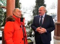 Александр Лукашенко рассказал, о чем беседовал с Путиным на переговорах в Сочи