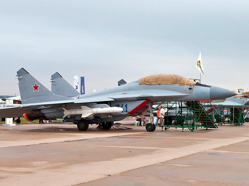 """Компании """"МиГ"""" и """"Сухой"""" объединят в структуре Объединенной авиастроительной корпорации (ОАК) для разработки и производства всей российской боевой авиации, сообщили в пресс-службе ОАК"""
