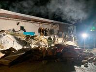 В Новосибирске обрушилась кровля кафе. Один человек погиб, несколько пострадали