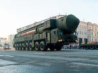 В РПЦ подумывают запретить освящение оружия массового поражения