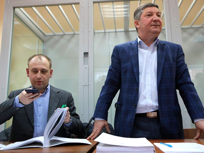 Рассмотрение ходатайства об аресте заместителя главы Генштаба Вооруженных сил РФ Халила Арсланова, обвиняемого в мошенничестве, в 235 гарнизонном военном суде