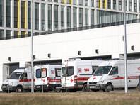 За сутки в России выявлен 71 новый случай заболевания коронавирусом, все - в Москве
