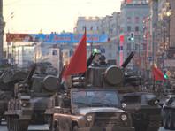 СМИ: Минобороны и московская мэрия обсуждают проведение парада Победы 9 мая без зрителей