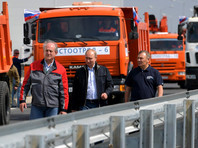 Путин сделал Ротенберга Героем труда - за Крымский мост