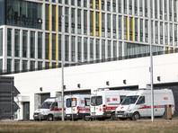 В больнице для больных коронавирусом в Коммунарке умерла пациентка с тяжелой формой рака