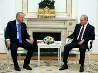 Наедине президенты общались около трех часов
