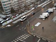 Московская область, 30 марта 2020 года