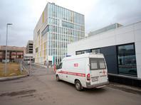 Главврач больницы в Коммунарке, где лечат зараженных коронавирусом, сообщил, что в его распоряжении тысячи аппаратов ИВЛ
