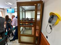 Полицейский, ударивший  Ивана Голунова при задержании, извинился перед ним в суде