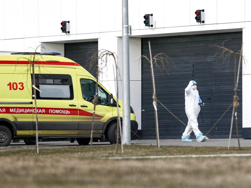 В Москве умерли два пациента с коронавирусом, сообщает столичный оперативный штаб