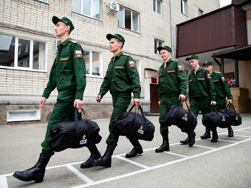 Путин подписал указ о призыве в армию в 2020 году