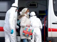 В России зарегистрировано четыре новых случая заражения COVID-19