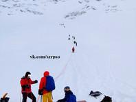 В Хибинах при сходе лавины погиб альпинист из Петербурга