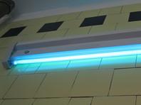В Москве более 20 детей получили ожоги роговицы от бактерицидной лампы